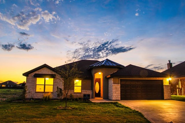 San Angelo Custom Home Builder - 5921 Tarin St, San Angelo TX 76904