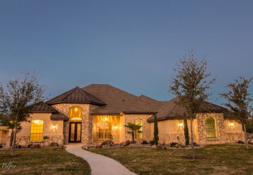 1602 Pine Valley St, San Angelo TX 76904 - MLS 92521 - Twilight