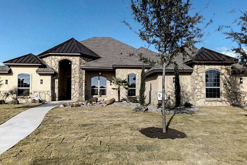 San Angelo Custom Home Builder - 1602 Pine Valley St, San Angelo TX 76904