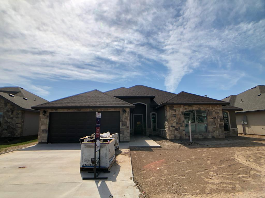 San Angelo Custom Home Builder - 5934 Tarin St, San Angelo TX 76904