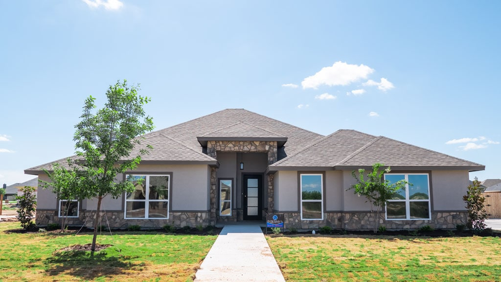 San Angelo Custom Home Builder - 4721 Karsten Creek, San Angelo TX 76904