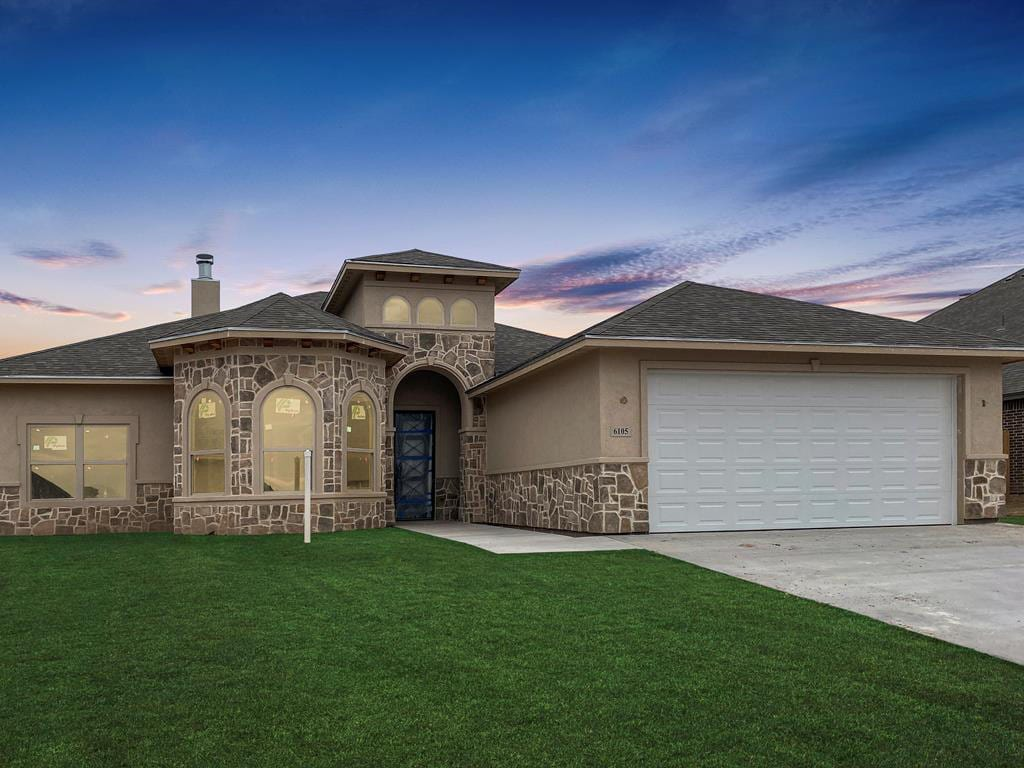 San Angelo Custom Home Builder - 6105 Sammye Ln, San Angelo TX 76904