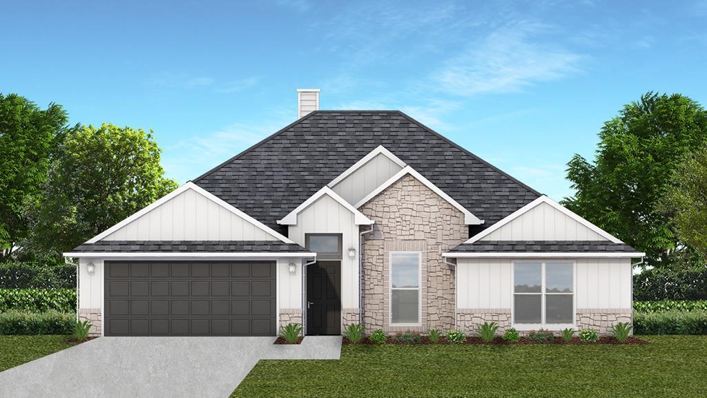 San Angelo Custom Home Builder - 5917 Merrick St, San Angelo TX 76904