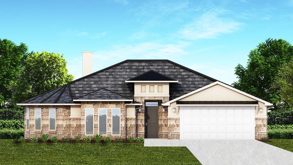 San Angelo Custom Home Builder - 5921 Merrick St San Angelo, TX 76904
