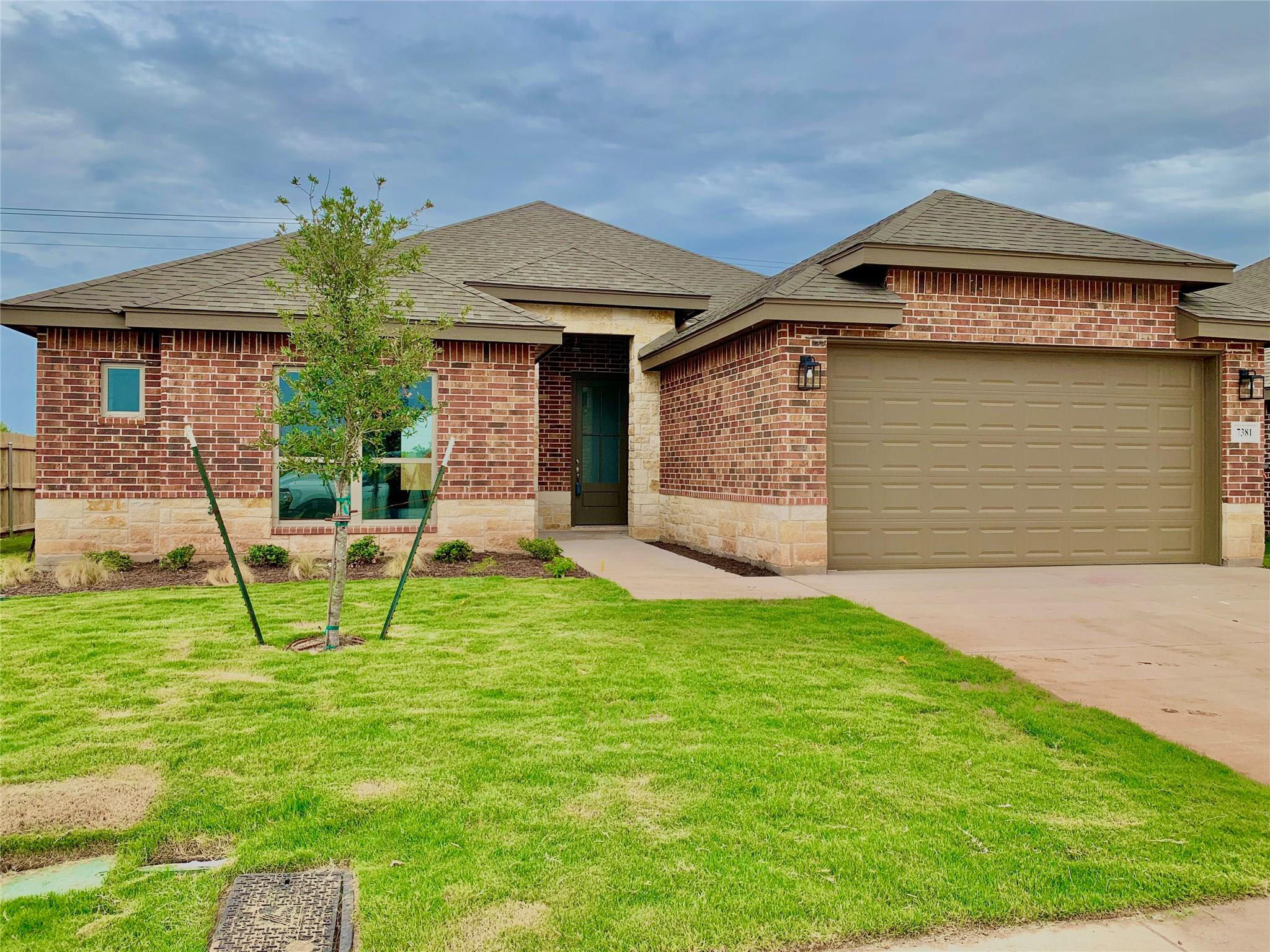 San Angelo Custom Home Builder - 7381 Wildflower Way, Abilene TX 79602