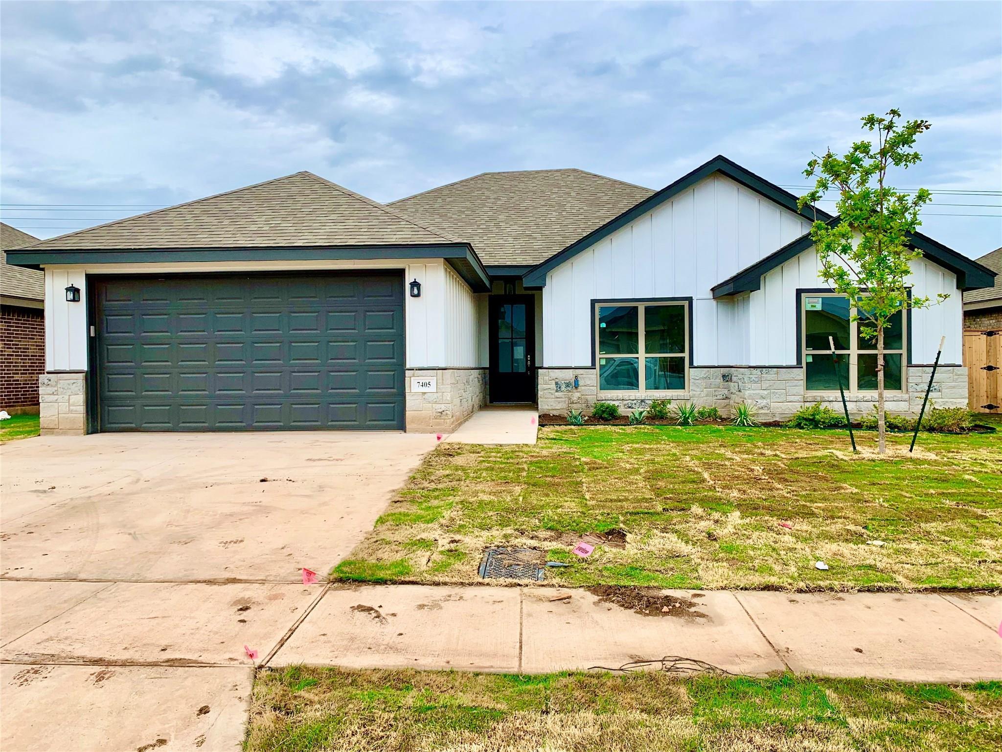 San Angelo Custom Home Builder - 7405 Wildflower Way, Abilene TX 79602