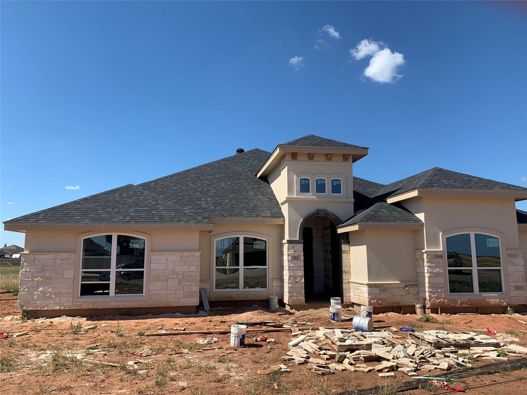 San Angelo Custom Home Builder - 112 Pepper Creek Tr, Tuscola TX 79562