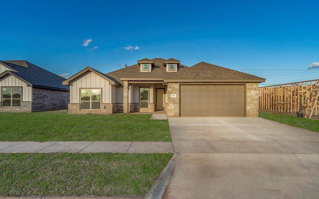 7409 Wildflower Way, Abilene TX 79602 – MLS 14345110